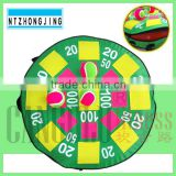 Dart game with 3 catch ball/dart Board/magnetic Dart Ball Set/air dart ball