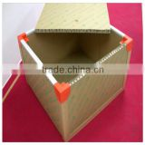 Automatic Production High Strength Waterproof Honeycomb Box,Eco Friendly Honeycomb Paper Transport Box