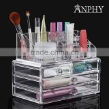 C83 ANPHY large Jewelry Box Makeup Organizer with drawers assorted
