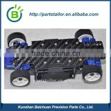 carbon fiber spare parts for toy car model with factory prices BCS 0117