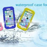 2015 new design For iPhone 6 Waterproof Heavy Duty Case