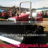 50HP farm steel CRAWLER TRACTOR,diesel engine,with ROPS,BLADE,rear suspension,agriculture machine.