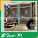 New style of outdoor bamboo curtain blinds green bamboo blinds