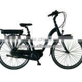 Bafang crank motor electric bicycle e bike with EN15194