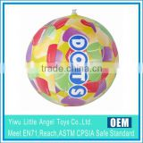 inflatable softball beach ball