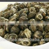 China Jasmine Dragon Pearls EU standard Green tea Green Tea With Jasmine Jasmine Ball conventional 2014 premium