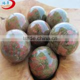 unakite sonte fingle exercise ball / hand exercise ball