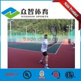 Made in China and best PP Interlocking Sports Flooring For indoor&outdoor sports court