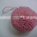 NY562 Wooden Bristle Bath Brush For Shower