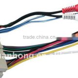 Car stereo and Auto audio wiring harness