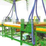 melamine faced plywood production line