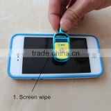 hot sale cheap mobile phone screen cleaner sticker