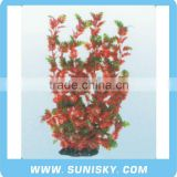 Beautiful plastic artificial aquarium plants for Fish Tank Decoration