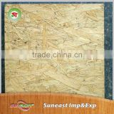 High Quality OSB 9 mm / 18 mm / 25 mm excellent class OSB board for construction home decoration and furniture