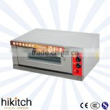 bakery equipment electric 1 deck pizza oven with CE in Guangzhou