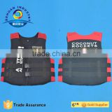 EPE foam neoprene life jacket