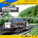 Hot Sale 13Ton Asphalt Bitumen Sprayer Truck, Bitumen Distributor