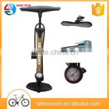 High pressure iron bicycle floor pump electric air pump for car and bike                                                                                         Most Popular