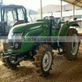Competitive Price 55hp Compact Utility Tractors, Farm Equipments