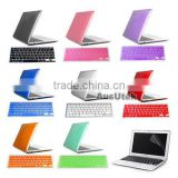 3in1 Crystal Hard Case For MacBook Air Retina Pro 11 13 15 Keyboard Cover Screen Protector