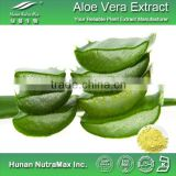 Botanical Extract Aloe Barbadensis Extract Powder (4:1 5:1 10:1 20:1)