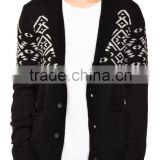 chunky cable jumper classic cardi sweater for mens new arrival