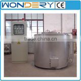 Electric Aluminum Scrap Crucible Melting Furnace