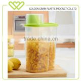 Customized BPA free colorful plastic pp food container                                                                                                         Supplier's Choice