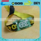 RFID card wristband for event access