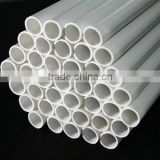 model tube in plastic profile, large scale round tube, materials for architecture models, plastic scale tube,DIY model material