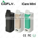 New Arrival E-Cigarette iCare Mini 1.3ml 350mAh Eleaf iCare Mini PCC Starter Kit from Cigfly