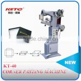 Manual Machine For Paper /Cardboard/ Greay Board Box Corner Pasting Machine