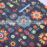new design polyester printed fabric PA coating fabric