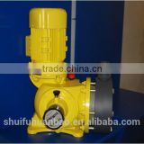 chemical dosing pumps used in water treatment