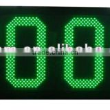 "8 inches 10"" inch 88:8C/F Red Outdoor LED Time & Temperature Sign/display/panel/board"