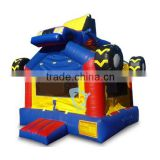 pvc tarpaulin monster wave inflatable truck water slide truck