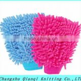 microfiber chenille magic jewelry cleaning stretch car wash glove