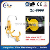 Safety Car Wheel Clamp