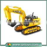 Popular car toys 4 channel rc truck radio control excavator                                                                         Quality Choice