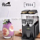 pasmo T314 12Lx2 Commercial Frozen Drink Machine/Slush Ice Cream Machine/Industrial Slush Machine