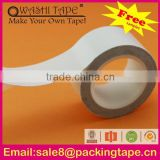 High quality masking heat resistance esd double sided tape for stationery