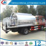 Asphalt sprayer truck 5CBM asphalt bitumen tanker 1500 gallon asphalt sprinkler for sale