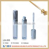 10ml lip gloss tube with metallic cap for liquid lipstick use