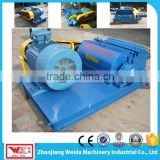 Rubber and plant fibre recycling machine agricultural shredder machine for rubber and fibre machinery