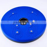 Waist Twisting Disc Twist Board Ankle Body Aerobic Exercise Figure Trimmer Magnet Balance Rotating Board Fitness Sports