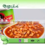 Canned food brand of 400g can baked beans in tomato sauce