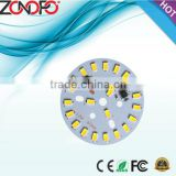 12w 3w 5w 7w 15w smd5730 80ra 80lumen down light module with warm white cool white ac led motor