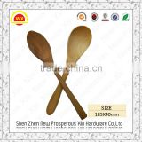 Wholesale custom good grip carved olive wood spoon