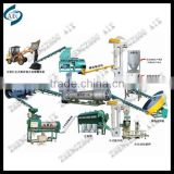 1-20t/h capacity fertilizer machine/organic fertilizer production line