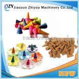 INQUIRY ABOUT automatic model tower Cone incense maker machine for export